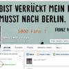 1000 fans facebook berlin est a nous
