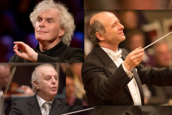 3 grands chefs d orchestre en concert pour les re fugie s