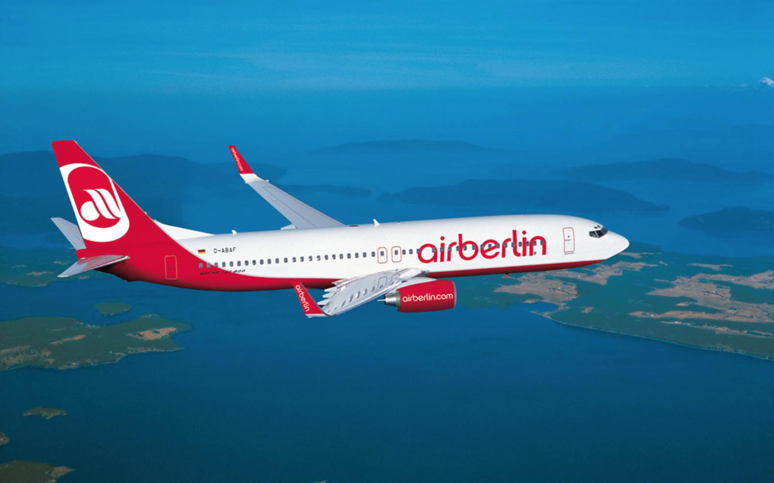 Air berlin stoppe ses vols vers la russie