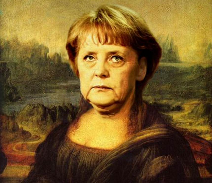 Angela merkel re e lue 1