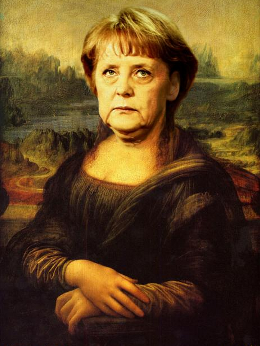 Angela merkel re e lue