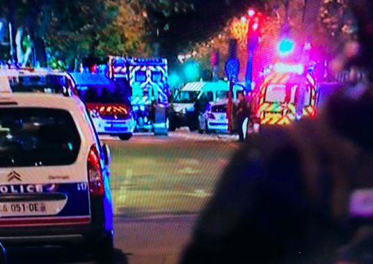 Attentats de paris 1e re re action de franc ois hollande