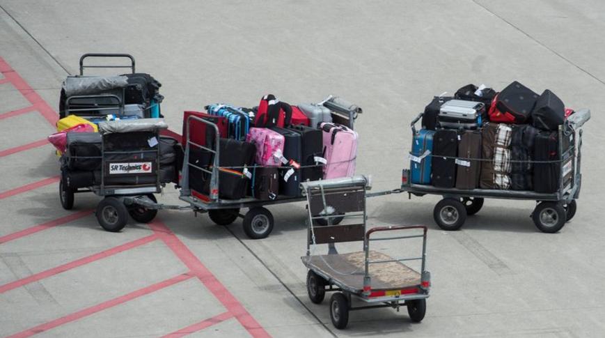 Bagages égarés par compagnie aérienne Berlin