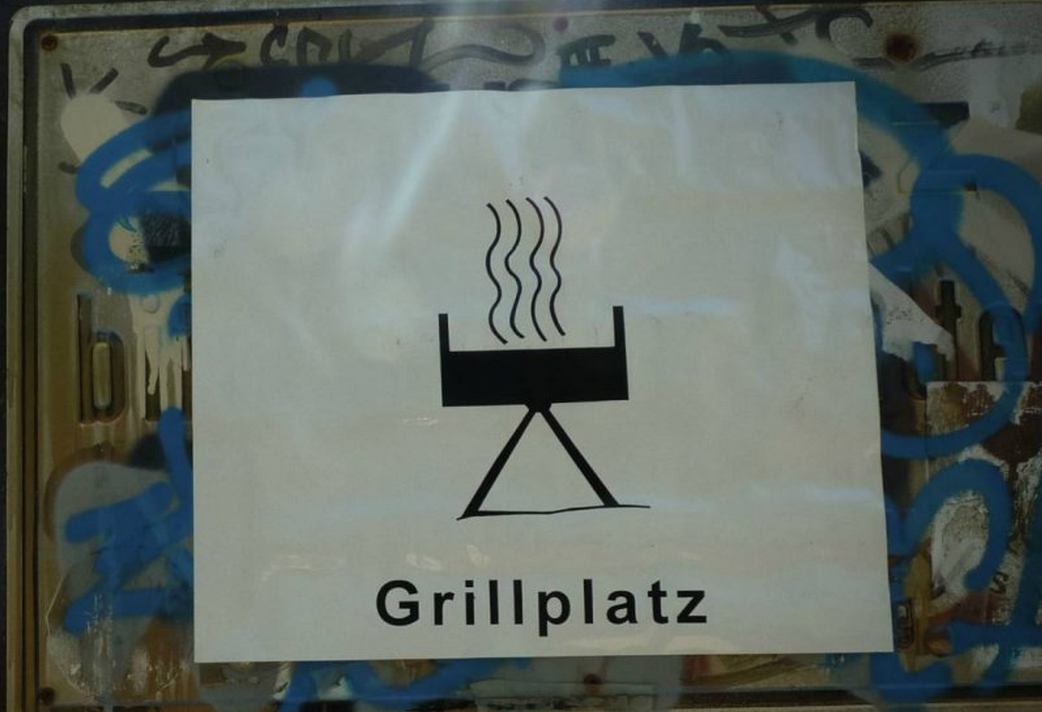 Barbecue a berlin