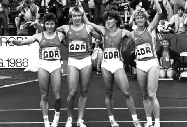 Berlin indemnise les victimes du dopage en rda 1