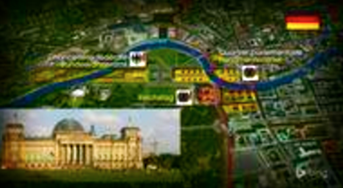 Berlin me moire et urbanisme