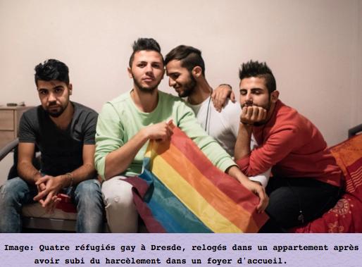 Berlin va ouvrir un foyer pour les re fugie s homos et trans 2