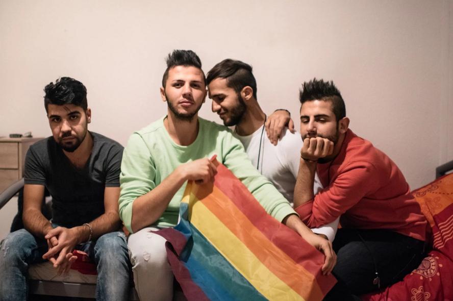 Berlin va ouvrir un foyer pour les re fugie s homos et trans