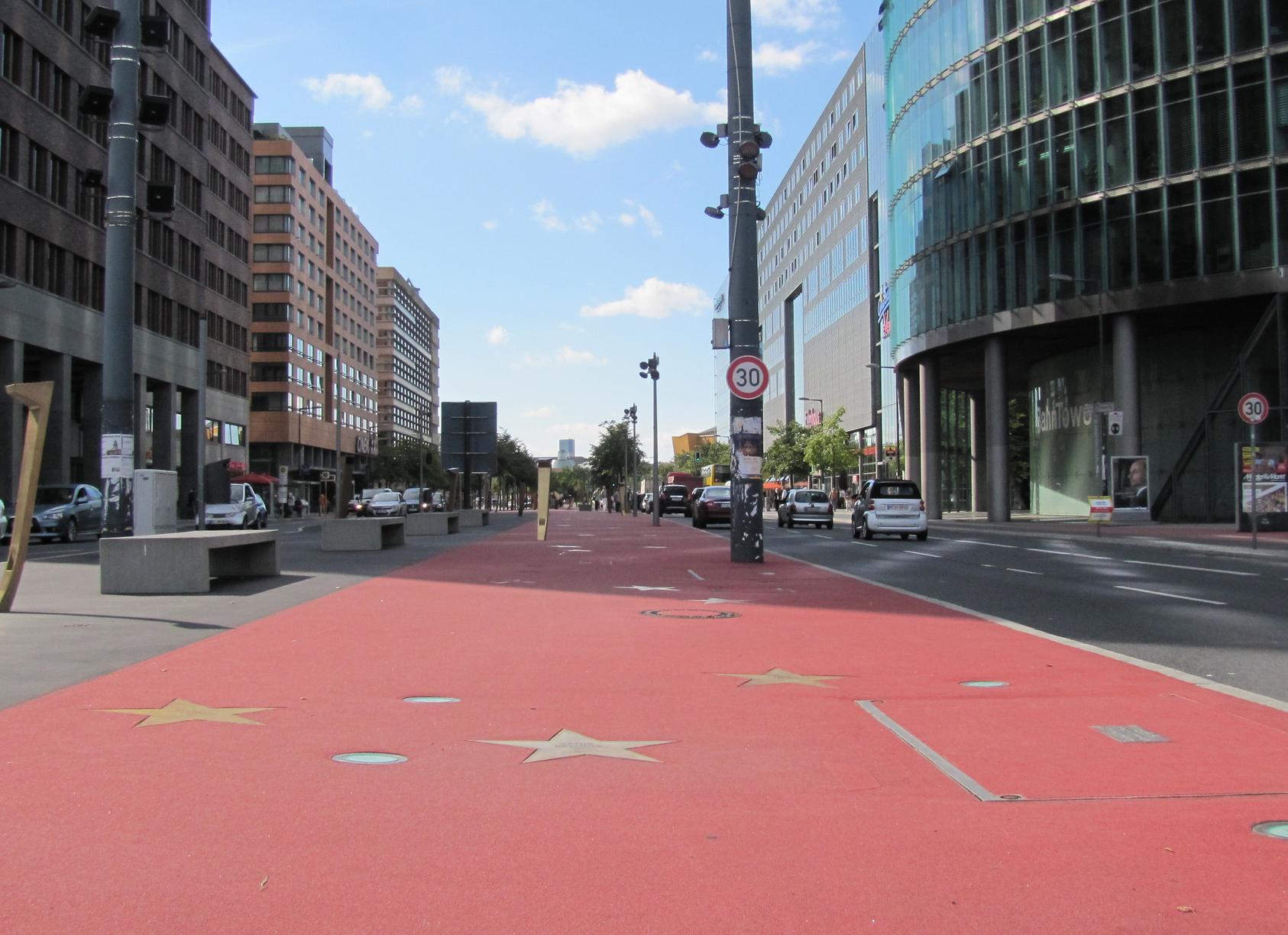 Boulevard der stars 1