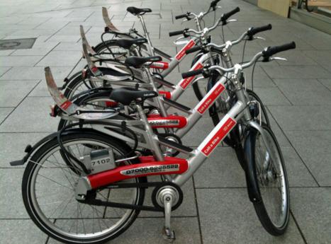 Call a bike berlin 1