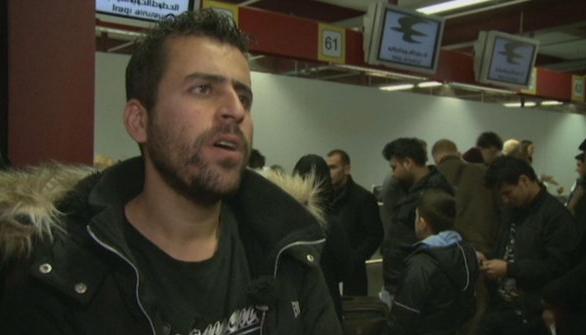 Ces migrants qui quittent l allemagne pour rentrer en irak