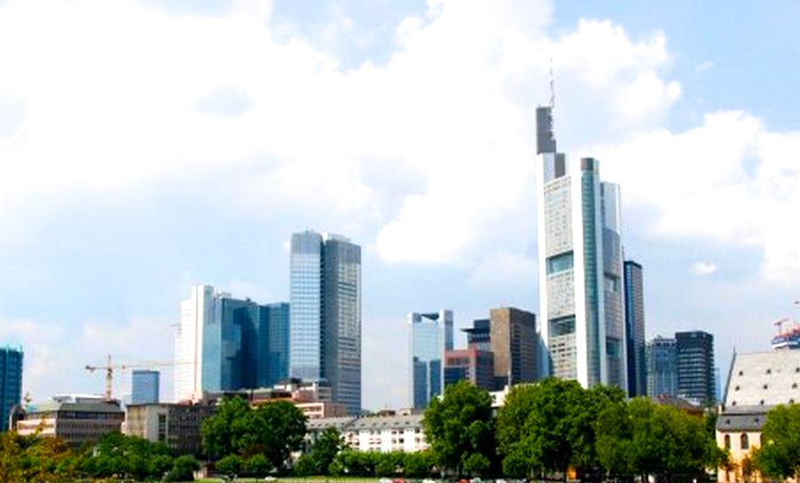 Commerzbank turm