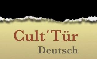 Cult tu r deutsch logo