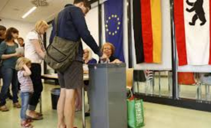 Election a berlin la cdu d angela merkel enregistre un nouveau revers