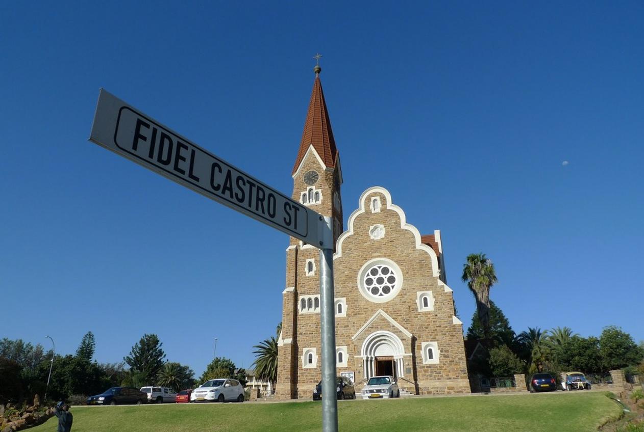 Fidel street