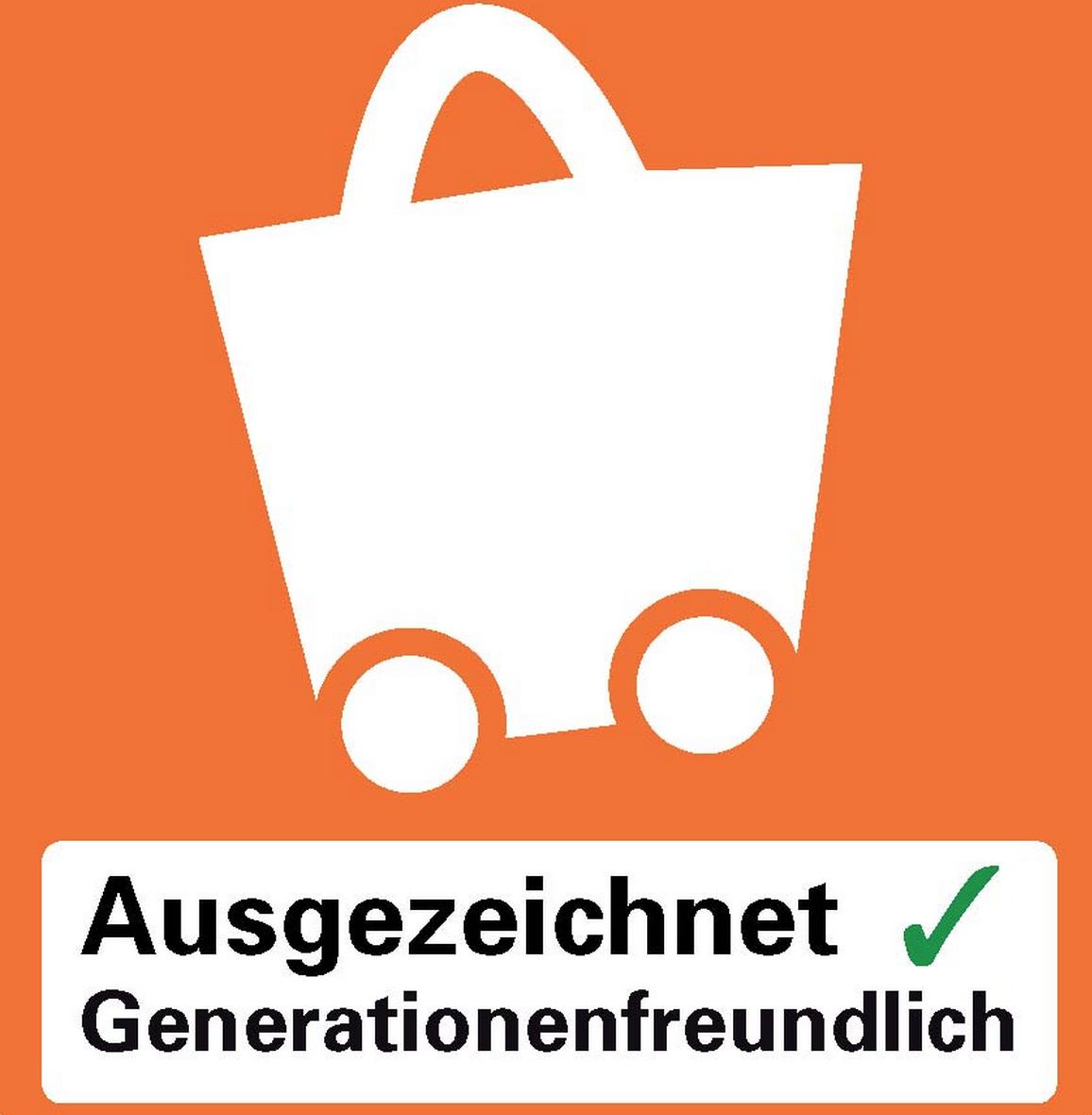 Label generationenfreundliches einkaufen