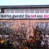 Le 1er mai airbnb c est fini a berlin