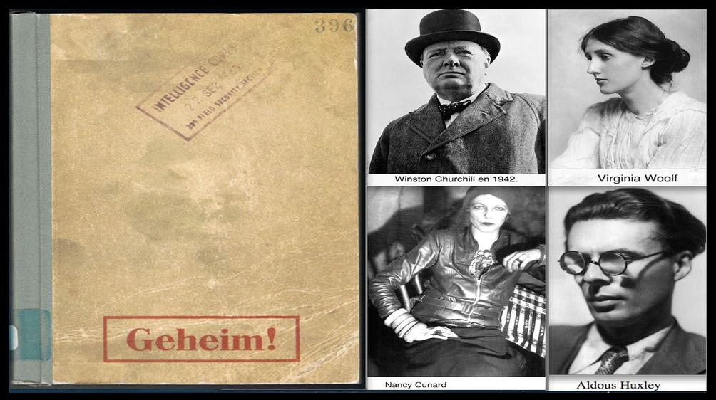 Le livre noir la liste anglaise des nazis 1