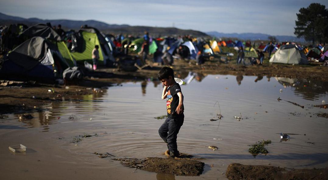 Le thuringe pre t a accueillir des migrants d idomeni