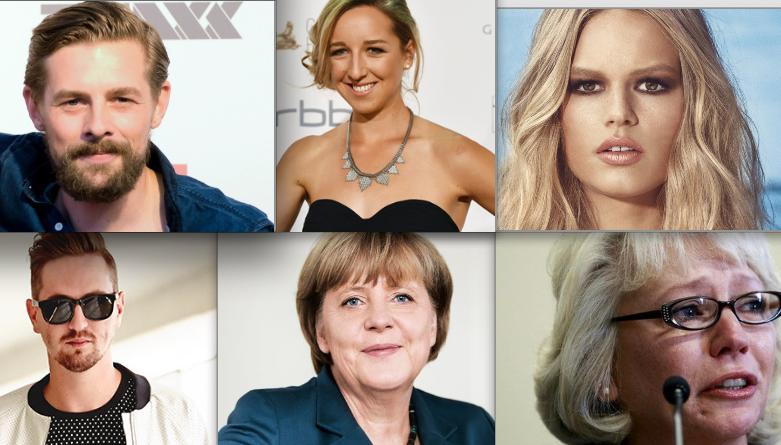Personnalite s allemandes 2015