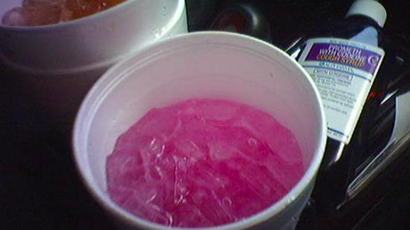 Purple drank la de fonce des jeunes