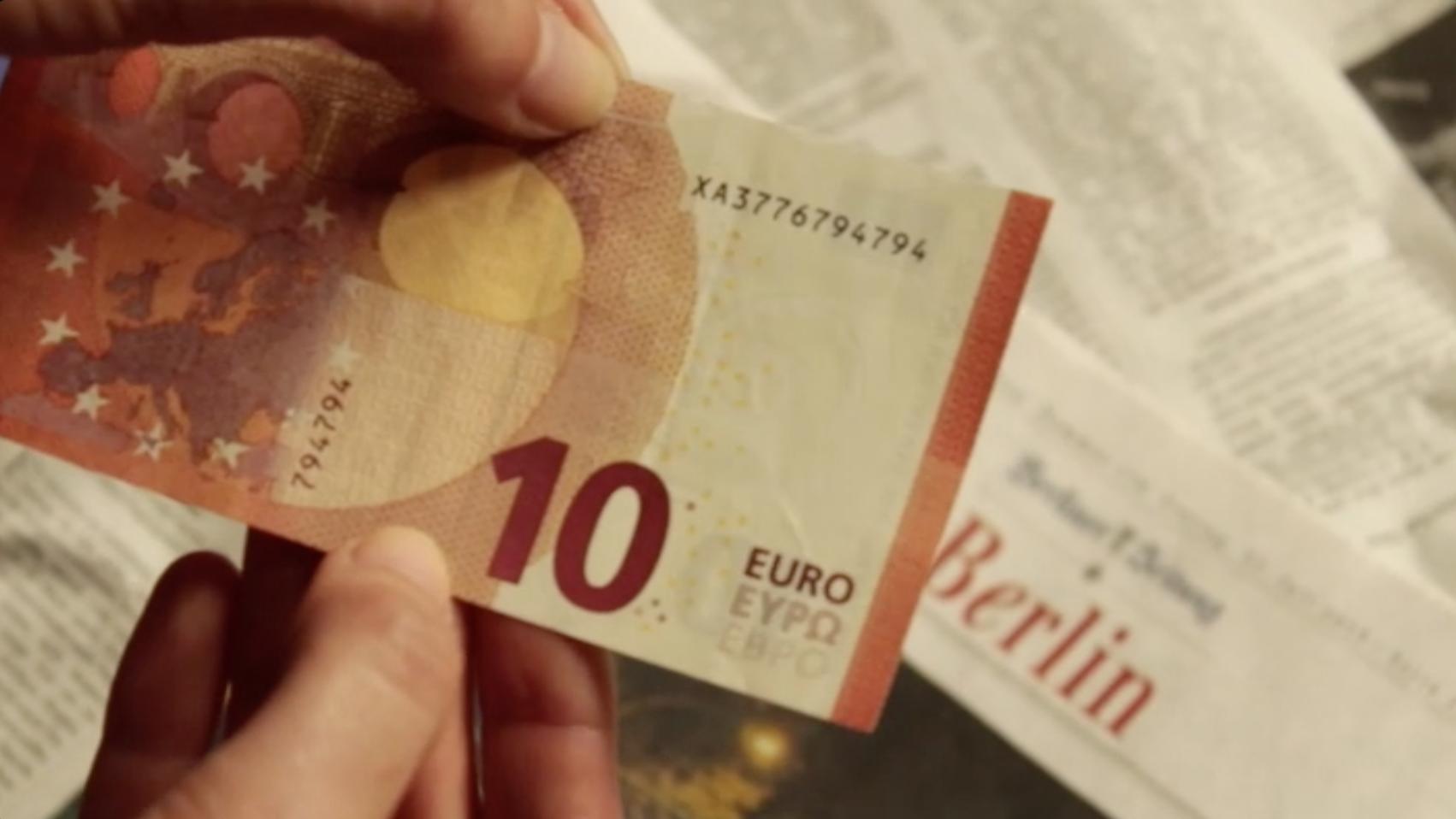 Reconnai tre les faux billets d euros