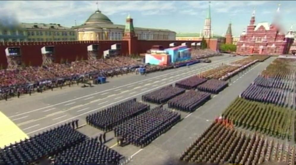 Russie ce le bration de la capitulation de l allemagne nazie