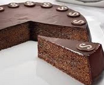 Gateau sacher chocolat