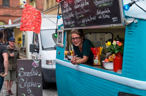 Streetfood auf achse a la kulturbrauerei