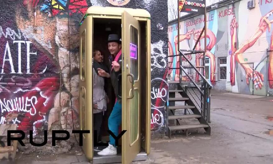 Teledisko berlin le plus petit nightclub du monde