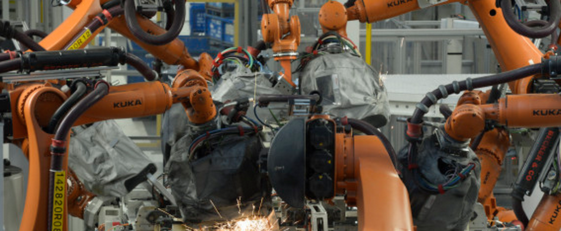 Volkswagen premier homicide d un robot