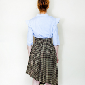 Asymmetric skirt remesalt 3