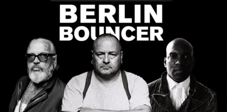 Berlin bouncer de David Dietl