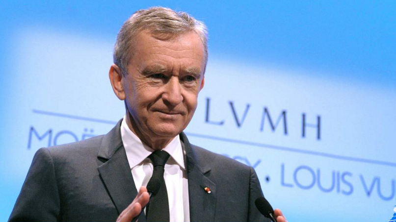 #1 - Bernard Arnault / France, 62,095 milliards de dollars