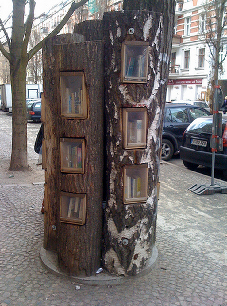 Book forest
