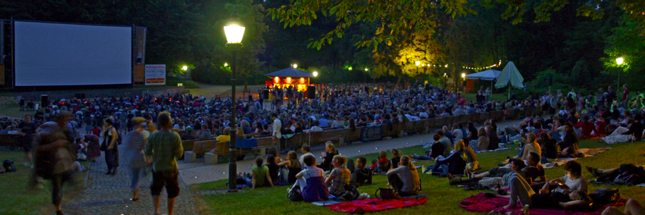 Cine s en plein air berlin