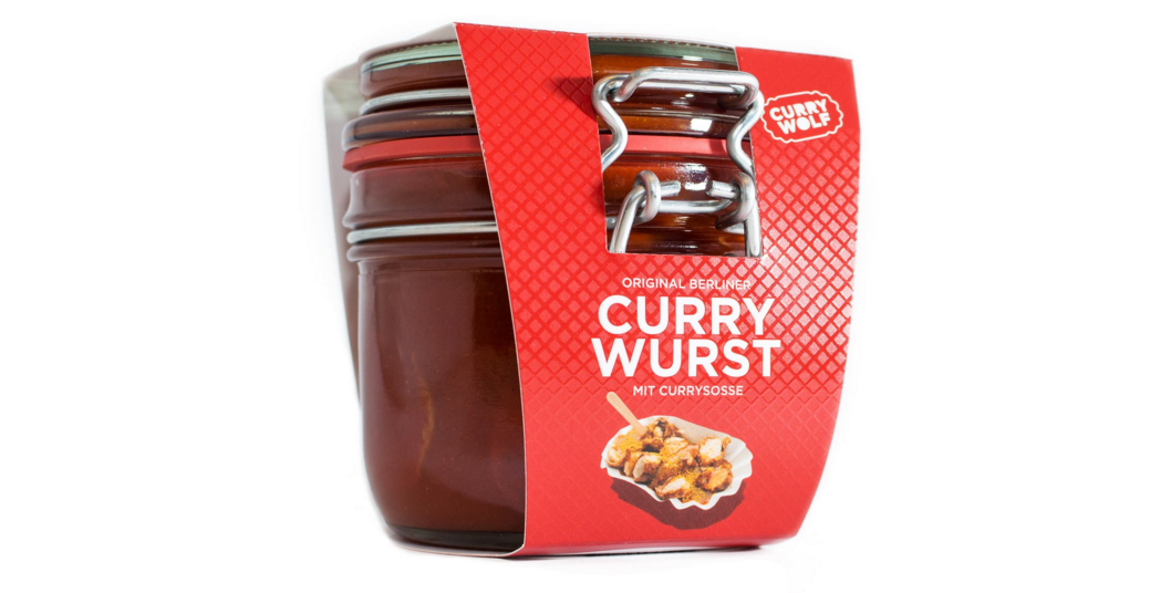 Curry Wurst - Original Berliner