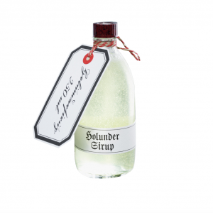Elderflower sirup body wash tradition 1