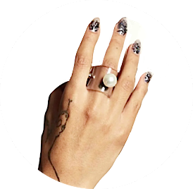 Fluidity ring 5