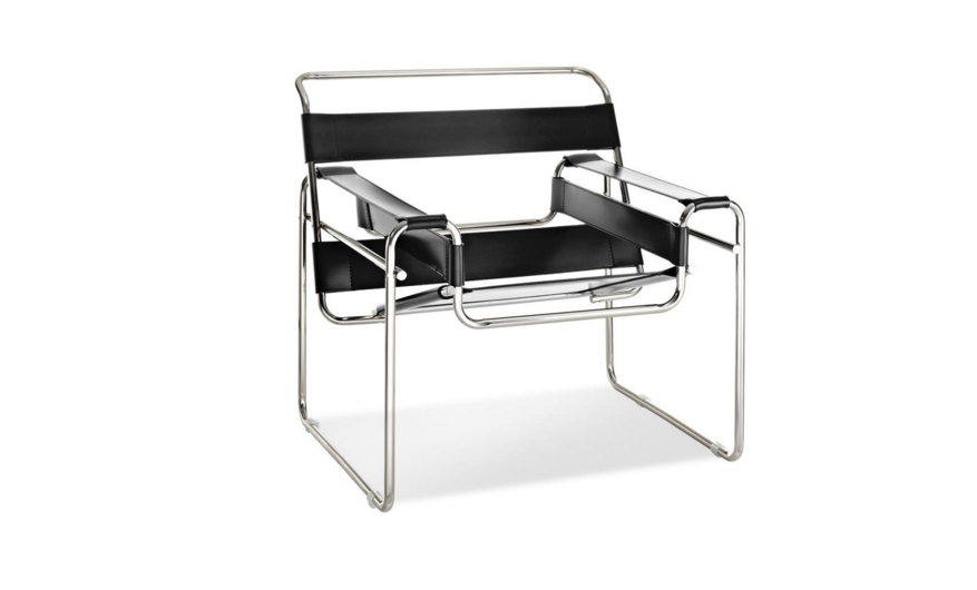 Fauteuil Wassily, Marcel Breuer, 1926