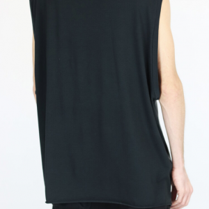 Leather unisex tank obectra 4