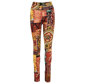 Leggings assam blutezeit berlin