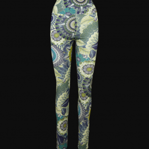 Leggings assam floral blutezeit berlin 1