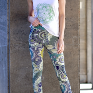 Leggings assam floral blutezeit berlin 3