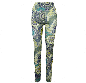Leggings assam floral blutezeit berlin