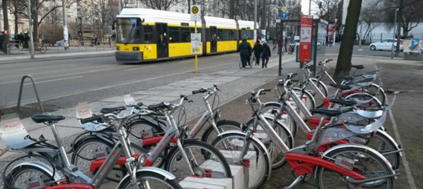 Location vélos à Berlin