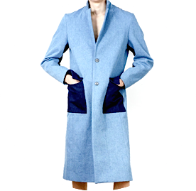 Long coat damur
