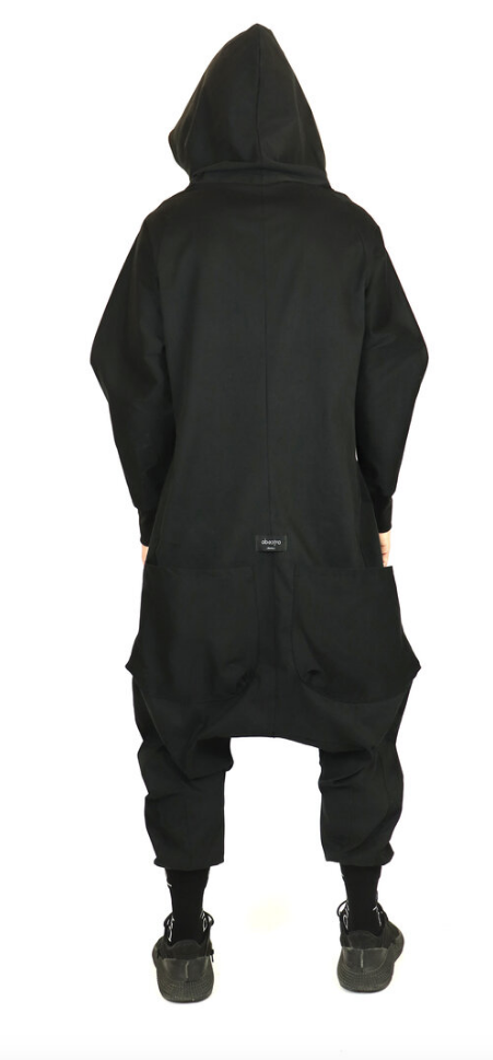 O jumpsuit obectra 4