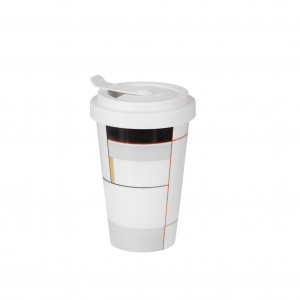 Porcelain to go cup bauhaus limited kpm 1
