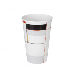 Porcelain to go cup bauhaus limited kpm 2